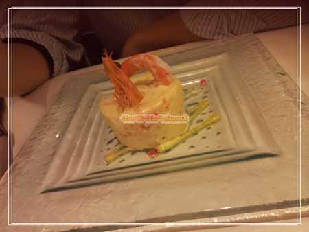 鮮蝦洋芋沙拉