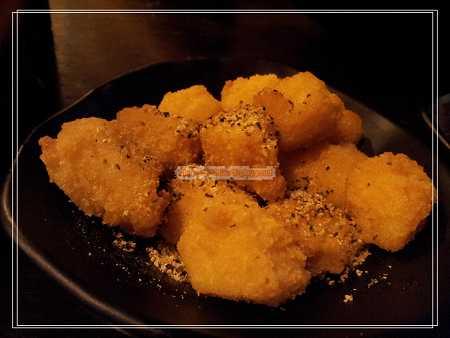 香酥雞米花