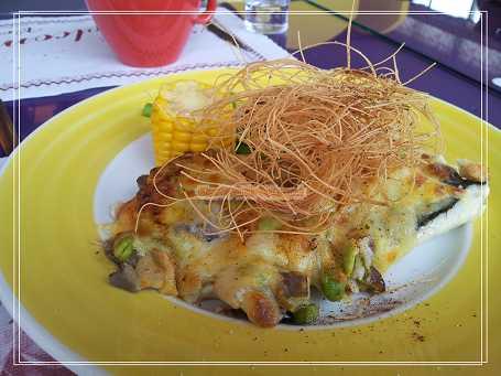 義式蔬菜焗鮮魚