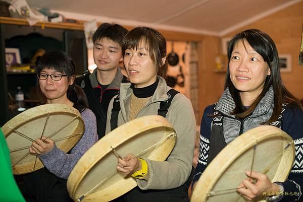 傳統原住民鼓