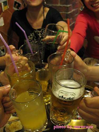 永慶迎新聚餐-乾杯