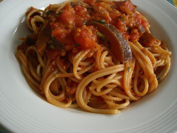 雙茄義大利麵