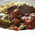 匈牙利紅椒燉肉