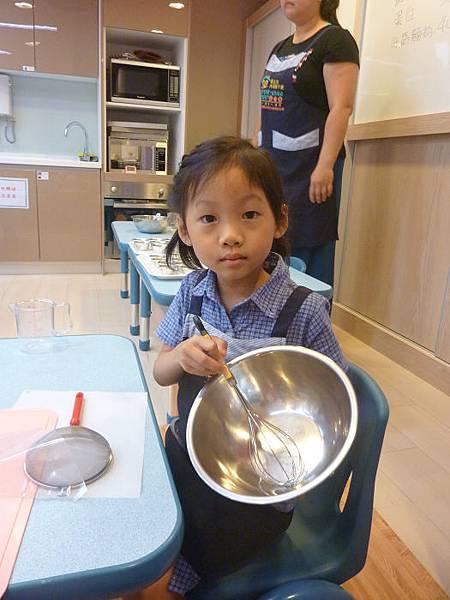 2014-07-26 內湖親子廚房-貓舌酥餅