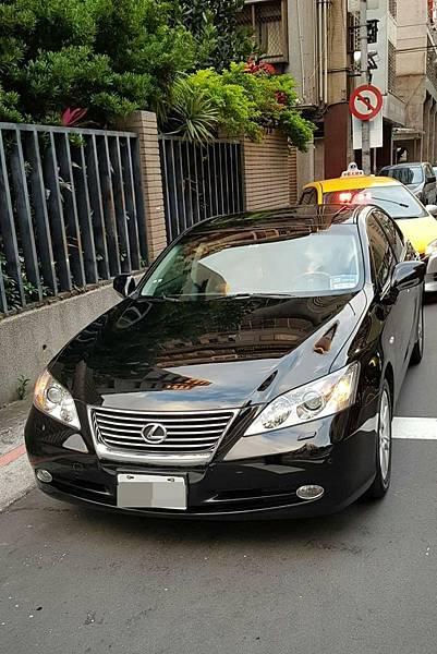LEXUS ES350 2009年 台北市中古車估價實例,LEXUS 中古車行情及車輛介紹。