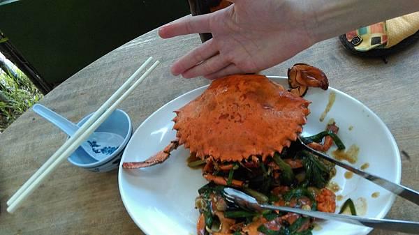 無招牌白胡椒螃蟹