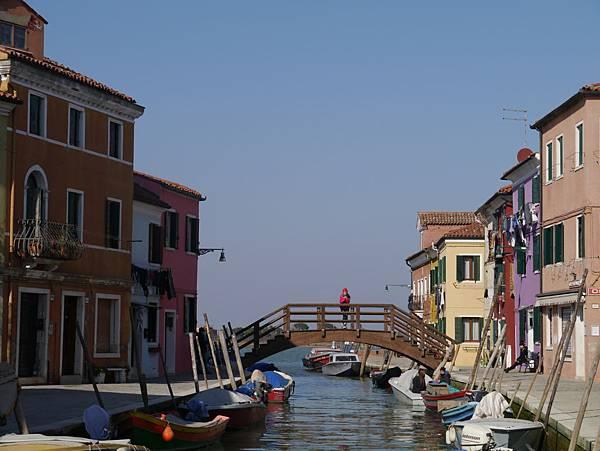 威尼斯 彩虹島