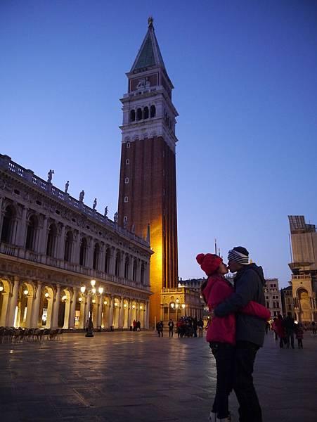 威尼斯 廣場