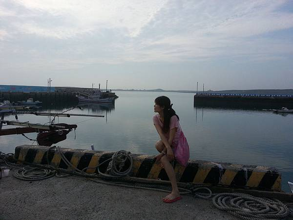 出發去漁港