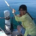 海上釣魚初體驗
