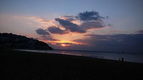 海雲台日出