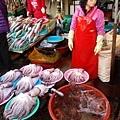 好大的章魚-喳嘎其市場