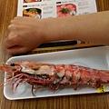 黑門市場 大蝦