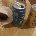 紅糟魷魚外帶+啤酒配桌遊
