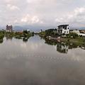 冬山河河濱自行車步道