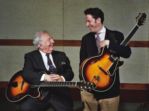Bucky and John Pizzarelli by Alan Nahigian-cut522.jpg