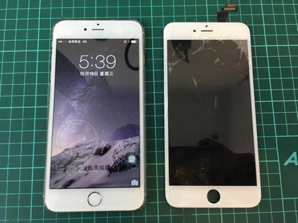 iphone6+ 更換面板