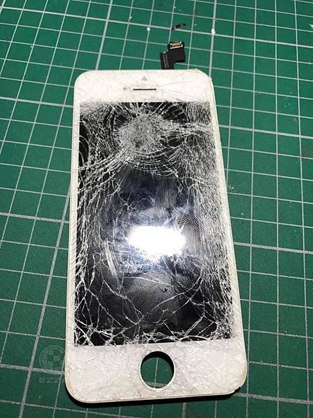 5S面板破裂