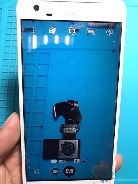 HTC X9相機失焦.jpg