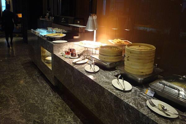 新竹老爺飯店早餐