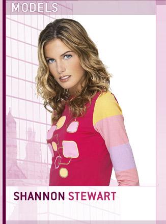 [♀] Shannon Niquette Stewart﹝夏倫﹞