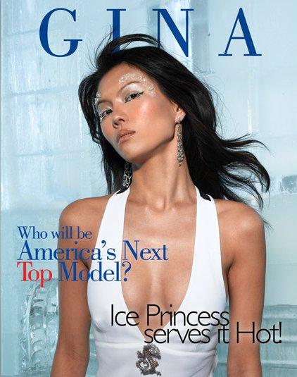 [●] Gina﹝真娜﹞