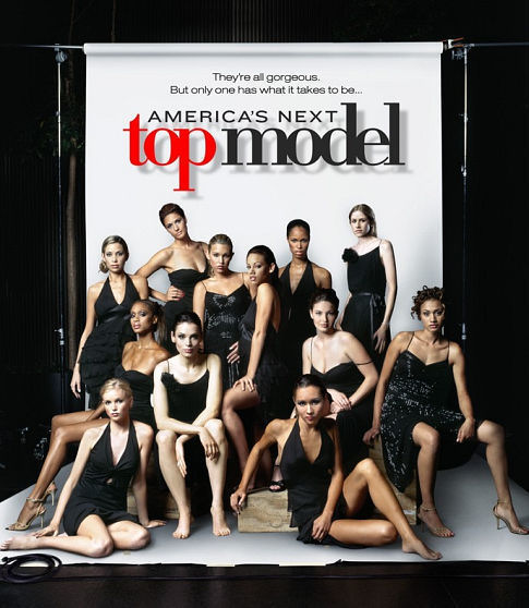 □ America's Next Top Model Cycle 2 宣傳照 ■