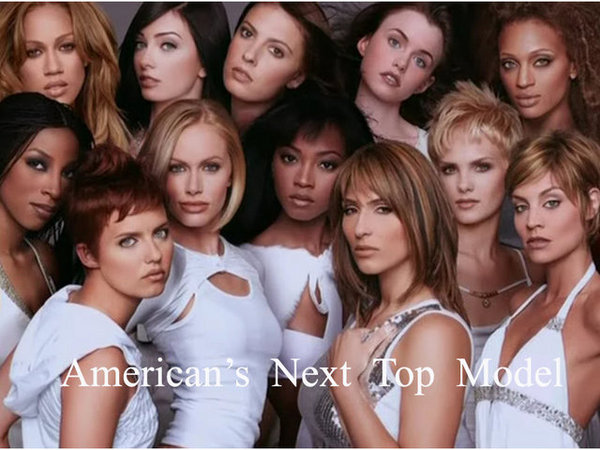 [▲] ANTM Cycle 5 Group shot - Makeover