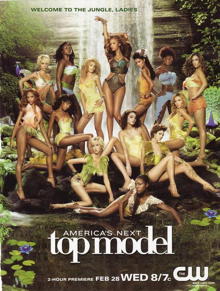 □ America's Next Top Model Cycle 8 宣傳照 ■