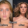 ☆-Diana﹝Makeover Before & After﹞