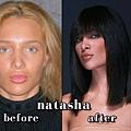 ☆-Natasha﹝Makeover Before & After﹞
