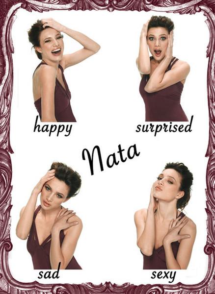 [●] Natasha﹝娜塔莎﹞