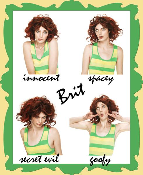 [●] Brittany﹝布利特妮﹞