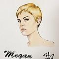 [♀] Megan﹝玫根﹞