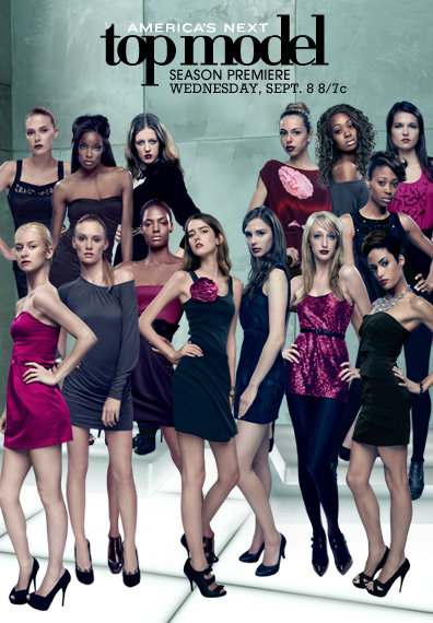 □ America's Next Top Model Cycle 15 宣傳照 ■