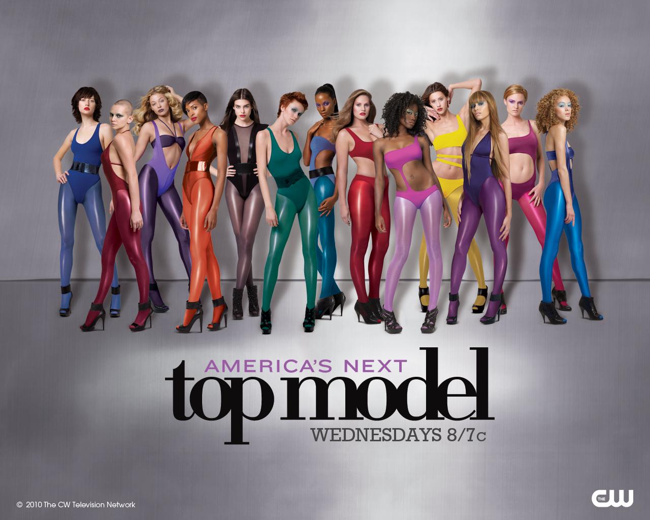 □ America's Next Top Model Cycle 14 宣傳照 ■