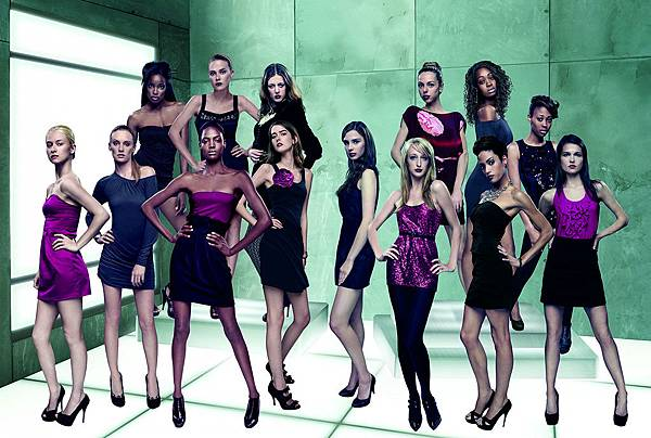 □ America's Next Top Model Cycle 15 宣傳照 ■