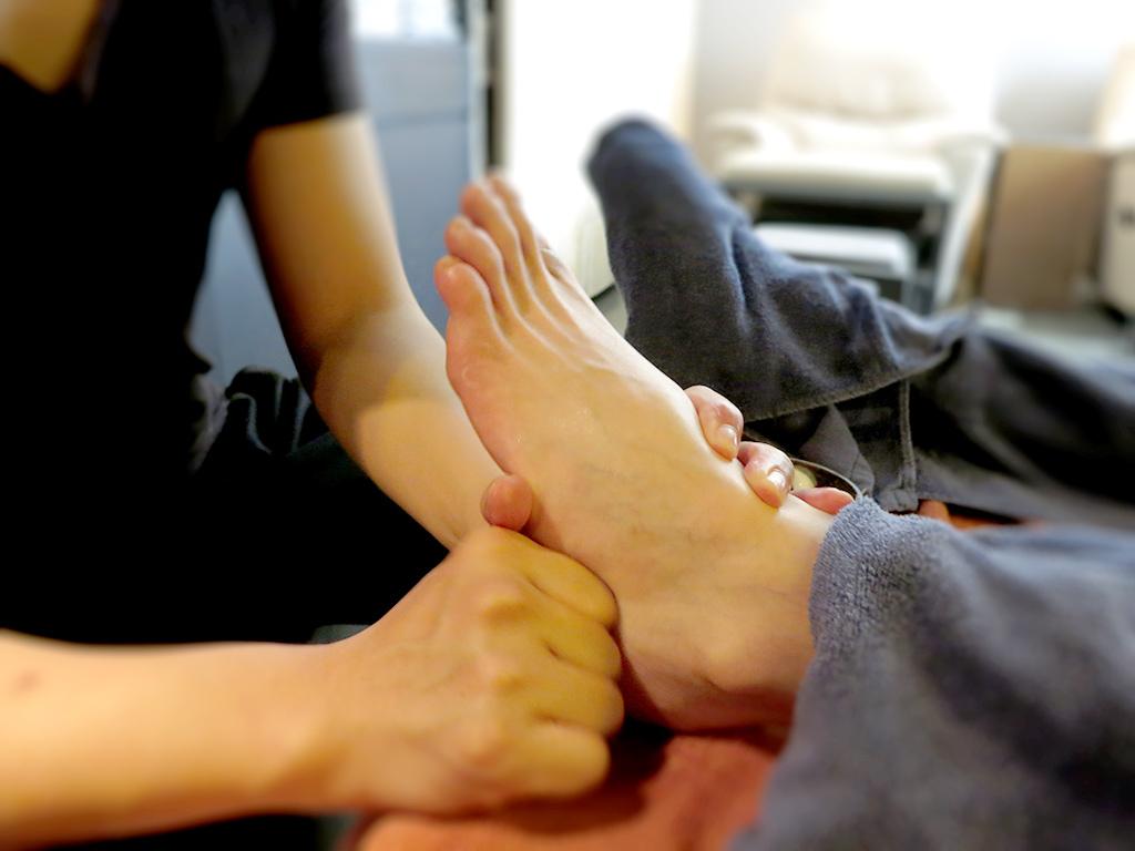 台北孕婦按摩按摩心靈漫步SPA 台北會館