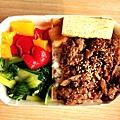 日式燒肉│台北商務便當 好吃推薦江太日式便當盒餐