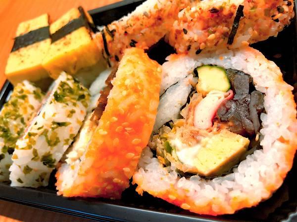 江太日式夀司,台北日本料理‧江太壽司便當外