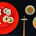 江太壽司,提供多樣的日式會議餐盒,菜色與單價可以依客戶需求來客製化。