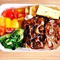 江太日式烤肉盒餐