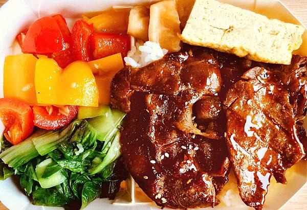 【江太日式便當盒餐】日式燒肉飯,台北日本料理‧便當外送