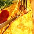 【江太日式便當盒餐】日式蛋包飯-雞腿肉炒洋葱 部落客狂推