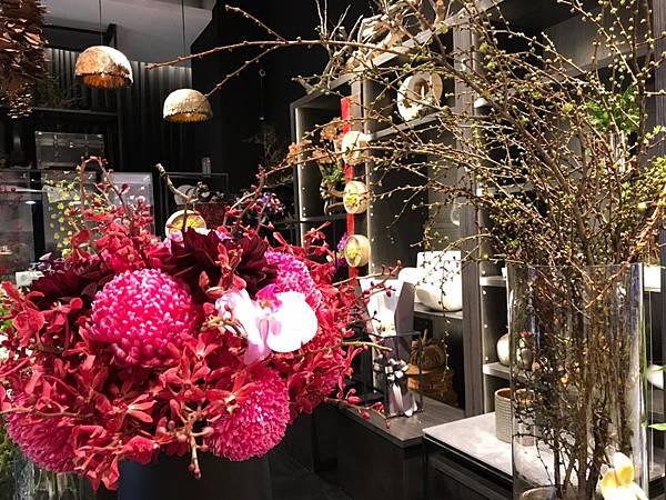 美麗華花店 #台北花藝