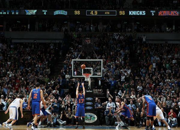 NBA罰球