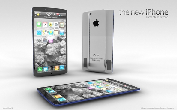 6The new iPhone