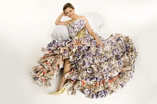 有錢花盡量花裙 (2)