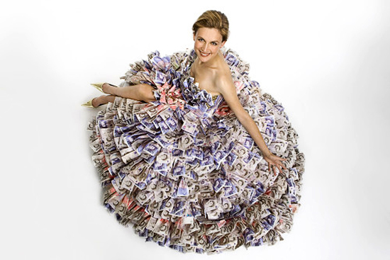 有錢花盡量花裙 (4)