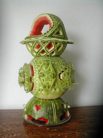 西瓜藝術 (3)